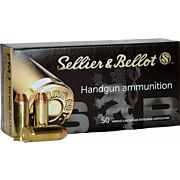 S&B AMMO 10MM AUTO 180GR. FMJ 50-PACK