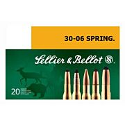 S&B AMMO .30-06 SPRINGFIELD 180GR. FMJ 20-PACK
