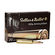 S&B AMMO .30-06 SPRINGFIELD 150GR. FMJ 20-PACK