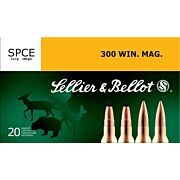 S&B AMMO .300 WIN. MAGNUM 180GR. SPCE 20-PACK