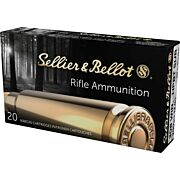 S&B AMMO .308 WIN. SUBSONIC 200GR. HP-BT 20-PACK
