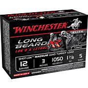 """WIN AMMO LONG BEARD XR 12GA. 3"""" 1050FPS SHOT-LOK 1-7/8OZ #5"""