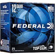 FED TOP GUN 12GA. CASE LOT 1145FPS. 1-1/8OZ. #7.5