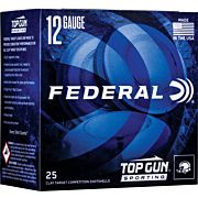 FED TOP GUN 12GA. CASE LOT 1145FPS. 1-1/8OZ. #8