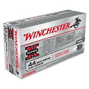 WIN AMMO USA .44SW SPECIAL 240GR. LEAD-FP 50-PACK