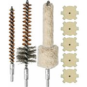 REAL AVID AR15 BRUSH COMBO STAR CHAMBER BRUSH/MOP/PADS