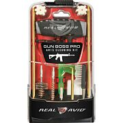 REAL AVID GUN BOSS PRO AR15 CLEANING KIT 20-PIECE