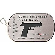 REAL AVID S&W M&P FIELD GUIDE S&W M&P MAINTENACE CARDS