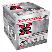 "WIN AMMO XPERT STEEL .410 3"" 1400FPS. 3/8OZ. #6 25-PACK"