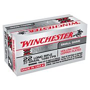 WIN AMMO SUPER-X .22LR 1280FPS. 37GR. LEAD-HP 50-PAC