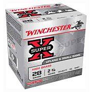 "WIN AMMO SUPER-X 28GA. 2.75"" 1205FPS. 1OZ. #8 25-PACK"