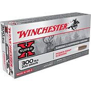WIN AMMO SUBSONIC EXP .300AAC BLACKOUT 200GR. EXP HP 20-PACK