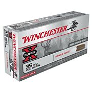 WIN AMMO SUPER-X .35 REMINGTON 200GR. POWER POINT 20-PACK