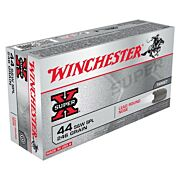 WIN AMMO SUPER-X .44SW SPECIAL 246GR. LEAD-RN 50-PACK