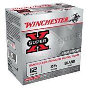 "WIN BLANKS 12GA. 2.75"" 25-PACK SMOKELESS"