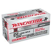 WIN AMMO SUPER-X T-22 .22LR 1150FPS. 40GR. LEAD RN 50-PACK