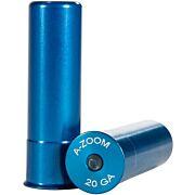 A-ZOOM METAL SNAP CAP BLUE .20GA 5-PACK