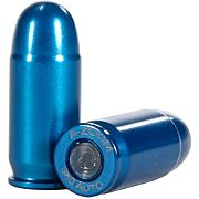 A-ZOOM METAL SNAP CAP BLUE .380ACP 10-PACK