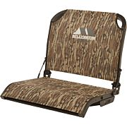 MILLENNIUM B100 BOAT SEAT W/ ARM REST STRAPS MO BOTTOMLAND