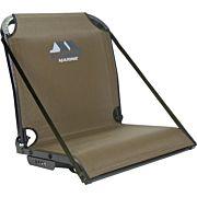 MILLENNIUM B100 BOAT SEAT W/ ARM REST STRAPS GREEN