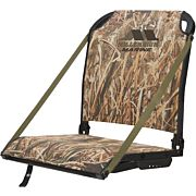 MILLENNIUM B100 BOAT SEAT W/ ARM REST STRAPS MOSG HABITAT