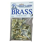 GREAT LAKES BRASS .40SW NEW 100CT