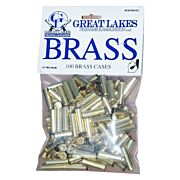 GREAT LAKES BRASS .357 REM. MAGNUM NEW 100CT