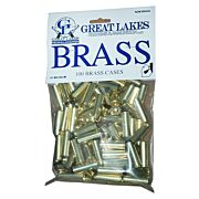 GREAT LAKES BRASS .41 REM. MAGNUM NEW 100CT