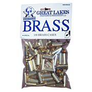 GREAT LAKES BRASS .44SW SPECIAL NEW 100CT