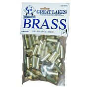 GREAT LAKES BRASS .44 REM. MAGNUM NEW 100CT