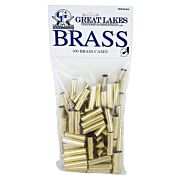 GREAT LAKES BRASS .500 S&W MAGNUM NEW 100CT