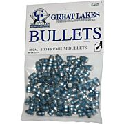 GREAT LAKES BULLETS .40/10MM .401 180GR. LEAD-TCFP 100CT