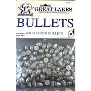 GREAT LAKES BULLETS .44-40 .427 200GR. LEAD-RNFP 100CT