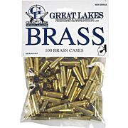 GREAT LAKES BRASS .300 AAC BLACKOUT NEW 100CT