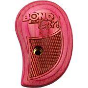 BOND ARMS GRIP STANDARD BOND GIRL LAMINATED ROSEWOOD PINK
