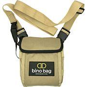 BINO DOCK BINO BAG TAN INCLUDES 3 STRAPS & SAFETY CRD