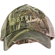 BERETTA CAP TRUCKER L.PROFILE COTTON MESH BACK MAX-5 CAMO