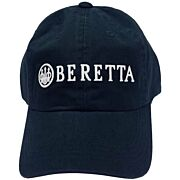 BERETTA CAP BERETTA LOGO COTTON TWILL NAVY BLUE