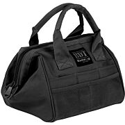 BULLDOG AMMO & ACCESSORY BAG BLACK