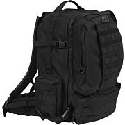 BULLDOG LARGE BACKPACK BLACK