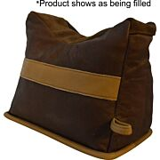 BENCHMASTER ALL LEATHER BENCH BAG LARGE (UNFILLED)