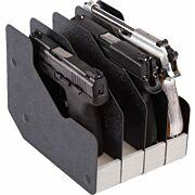 BENCHMASTER WEAPON RACK FOUR GUN PISTOL RACK