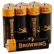BROWNING ALKALINE BATTERIES AA 8-PACK