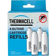 THERMACELL FUEL CARTRIDGE REFILLS 4PK 48 HOURS