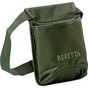 BERETTA B-WILD SHELL POUCH W/BELT NYLON GREEN