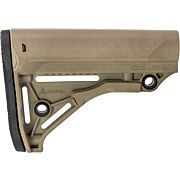 THRIL STOCK COMBAT COMPETITION MIL-SPEC TUBE DARK EARTH