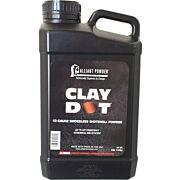 ALLIANT POWDER CLAYDOT 4LB. CAN