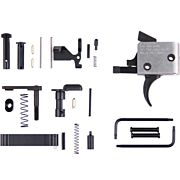 CMC AR15/AR10 LOWER PARTS KIT WITH 3-3.5LB CURVED TRIGGER