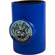 ORIGINAL CHILL-N-REEL BLUE DRINK HOLDER YOU CAN FISH WITH