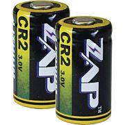 PSP ZAP CR2 BATTERIES LITHIUM 3-PACK